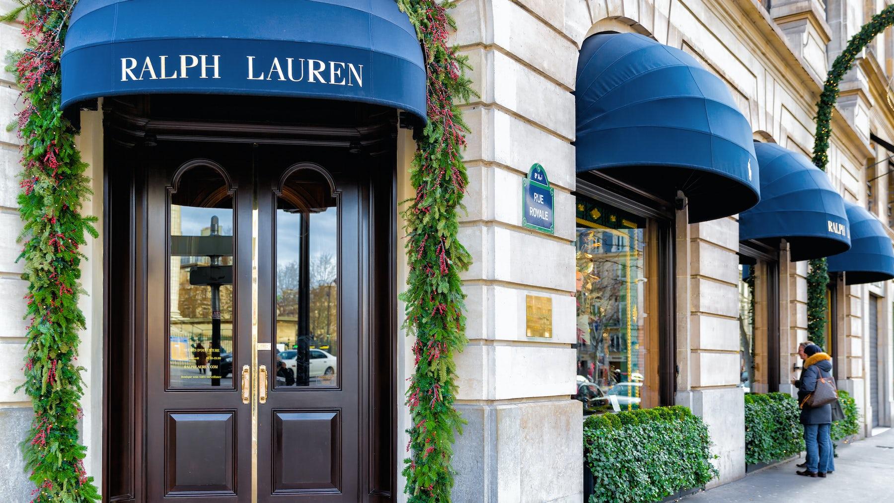 Ralph Lauren Beats First Quarter Profit Forecasts