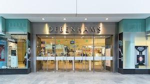 Debenhams   Source: Shutterstock