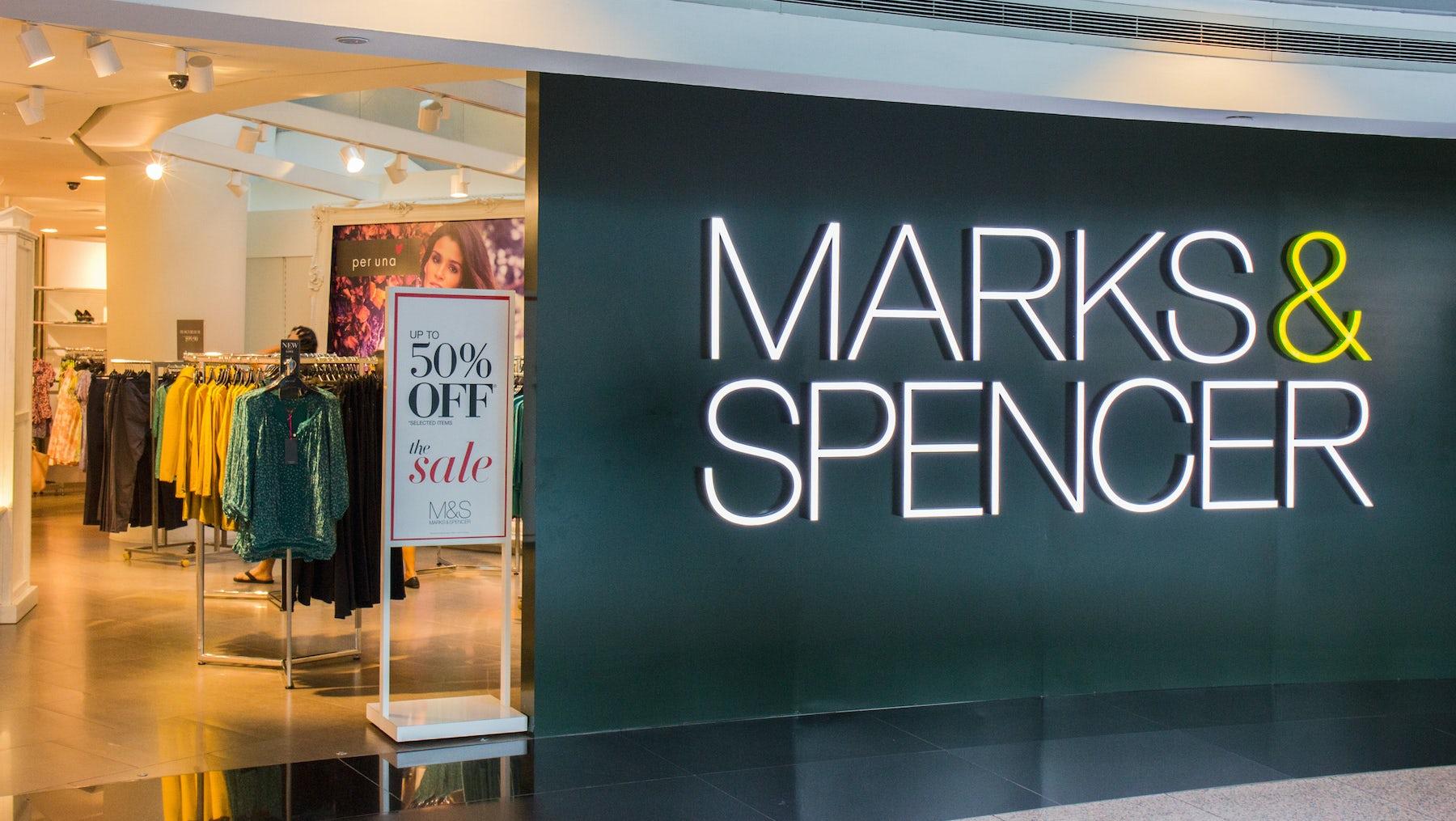 Marks & Spencer Store | Source: Shutterstock