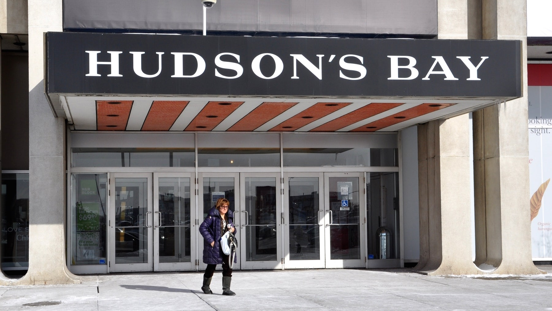 Catalyst Capital Seeks $114M Hudson's Bay Stake