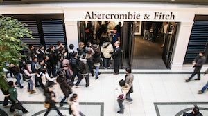 An Abercrombie & Fitch store in Toronto | Source: Shutterstock