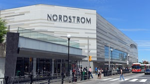 Outside a Nordstrom store | Source: Shutterstock
