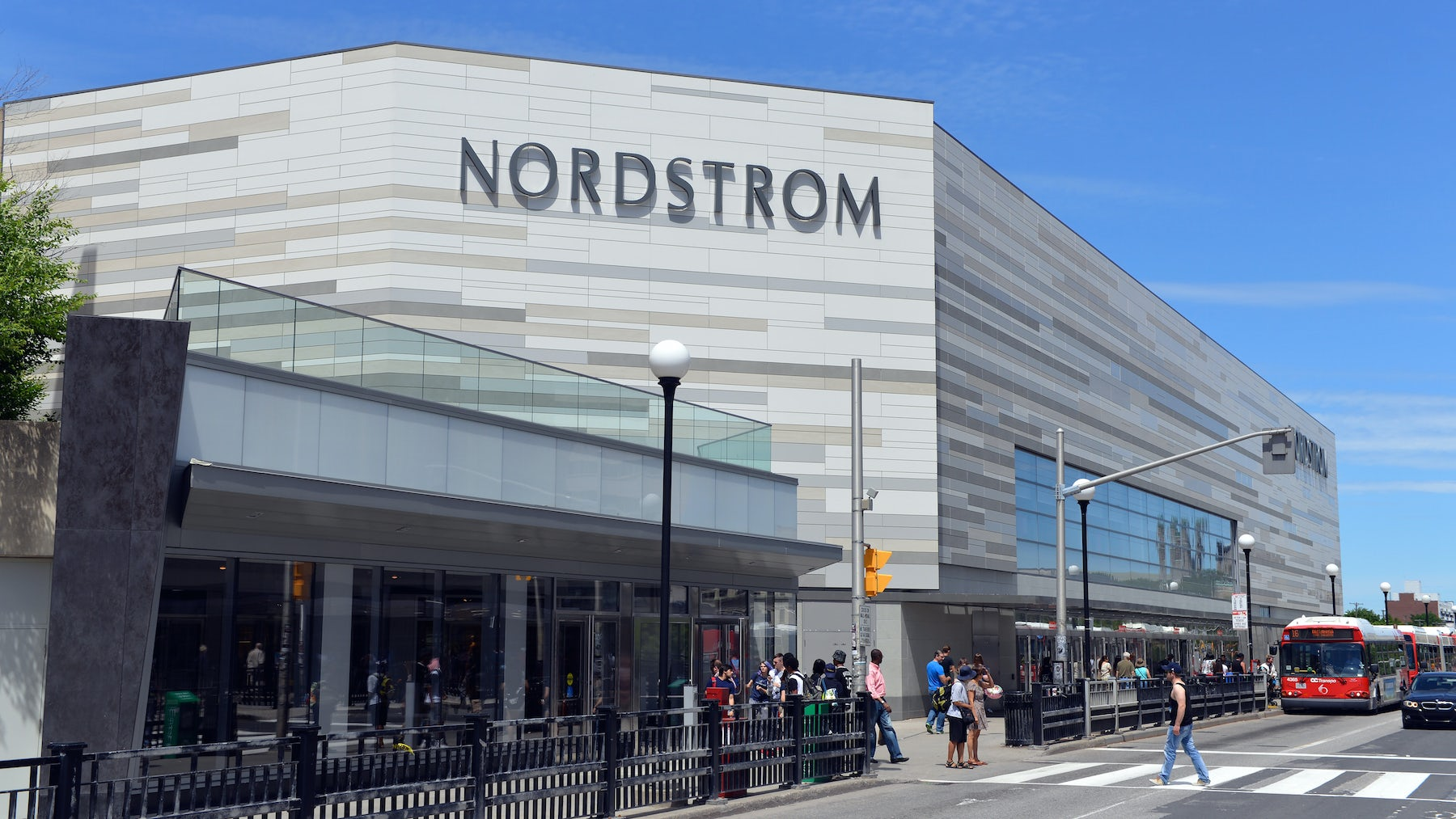 Nordstrom Store in the Rideau Centre shopping mall in Ottawa, Canada | Source: Shutterstock