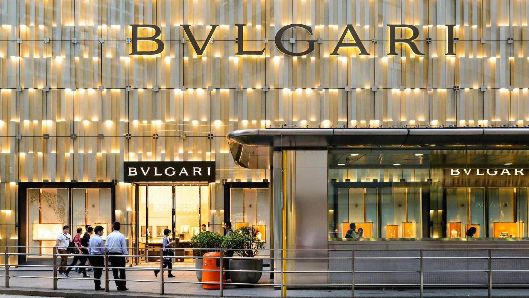 Italian Watchdog Fines LVMH Exec Over Bulgari Deal