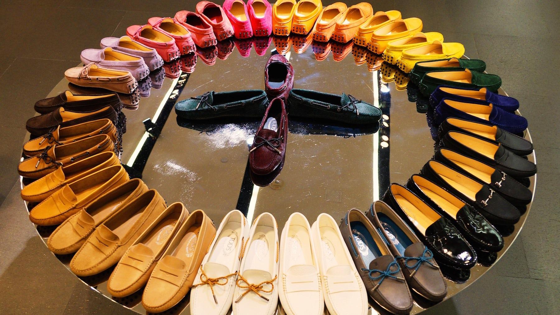 Tod's乐福鞋 | 图片来源:Shutterstock