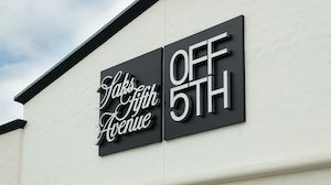 Saks Off 5th | Source: Shutterstock