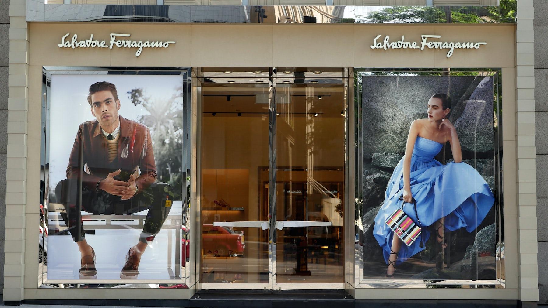 Salvatore Ferragamo Store   Source: Shutterstock