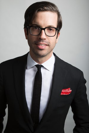 Will Welch, editor-in-chief of GQ Style | Photo: Alex Reside