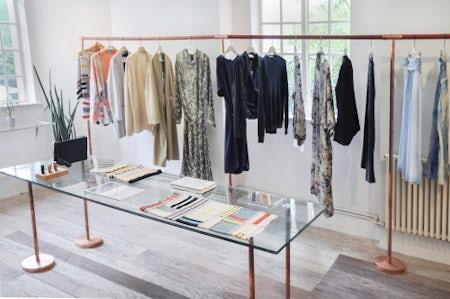Triple-Major's Beijing boutique | Source: Courtesy
