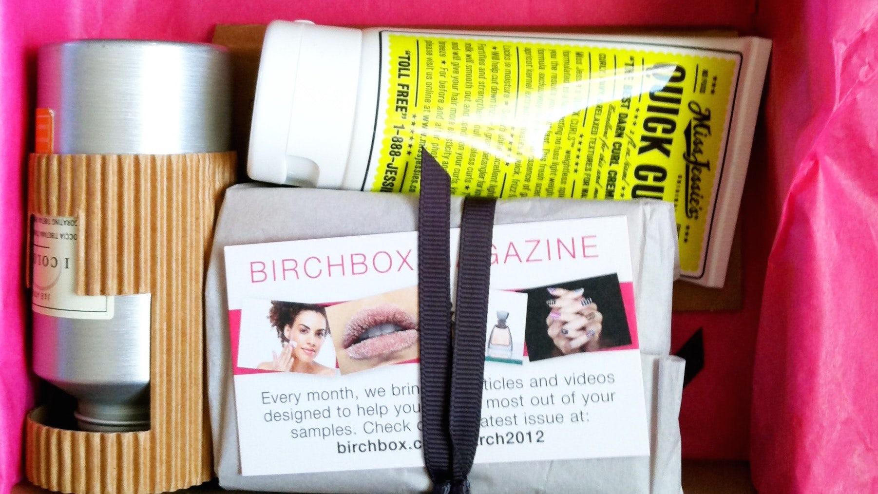 Birchbox | Source: Flickr/Jenny