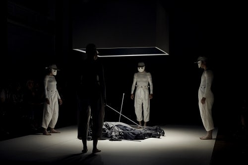 "Aitor Throup ""The Rite of Spring/Summer/Autumn/Winter"" presentation 