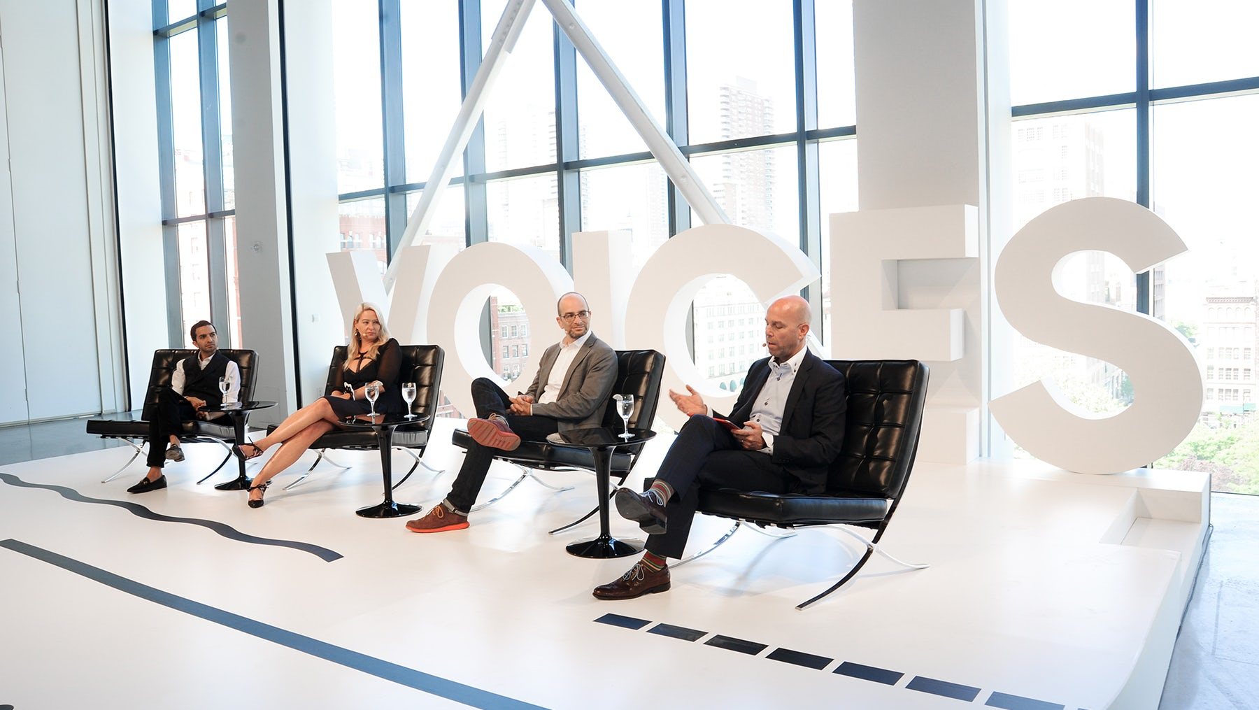 New York Hosts Latest VOICES Conversation Ahead of BoF's Flagship Event in December