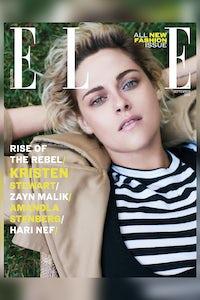 Kristen Stewart on the cover of Elle UK's September 2016 issue   Source: Courtesy