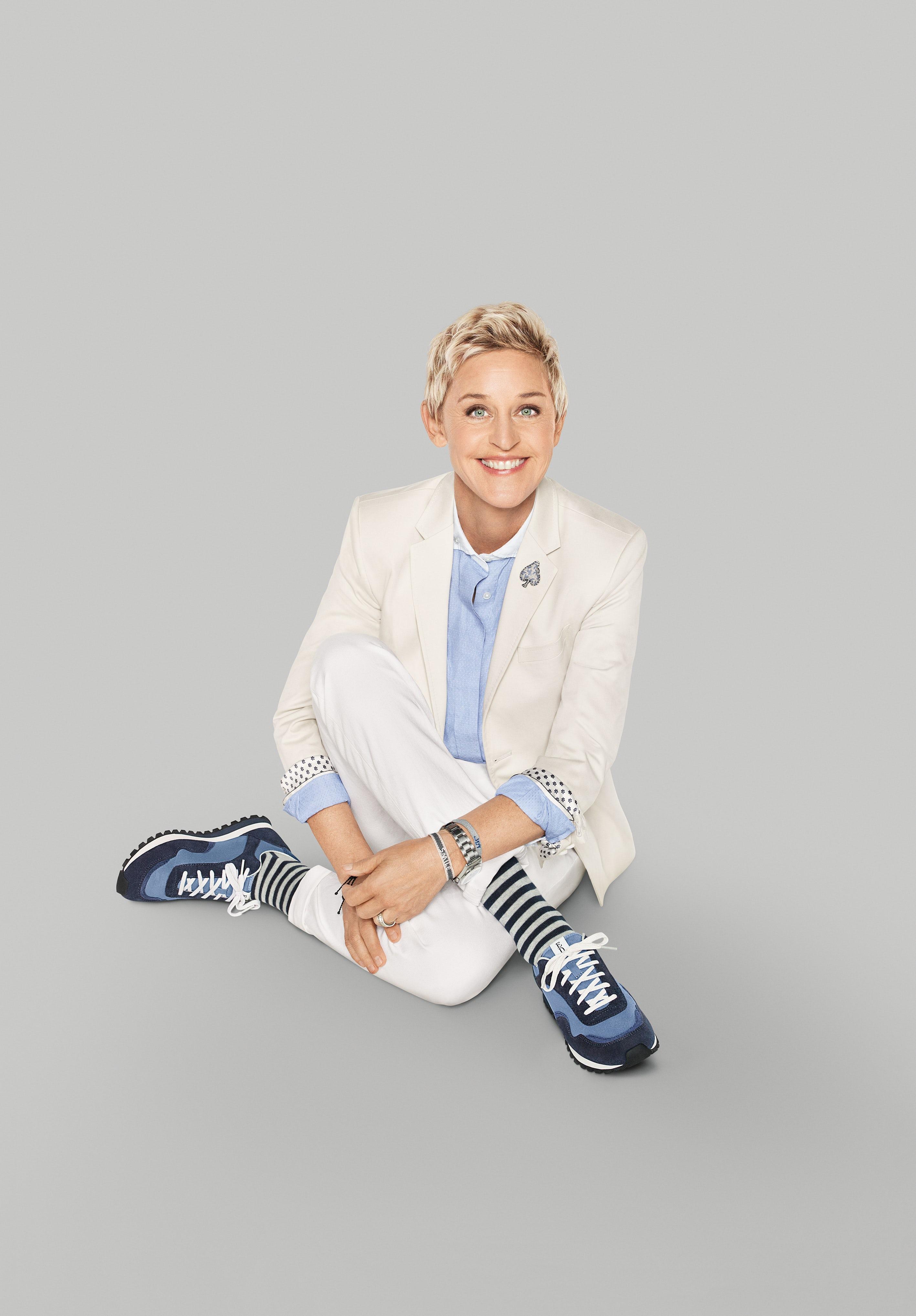 Ellen Degeneres | Photo: Doug Inglish for BoF