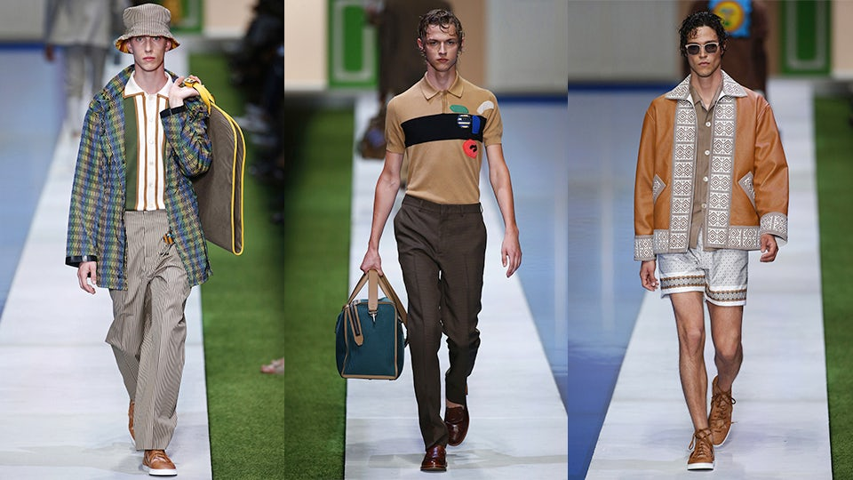 Fendi Spring/Summer 2017 | Source: Indigital