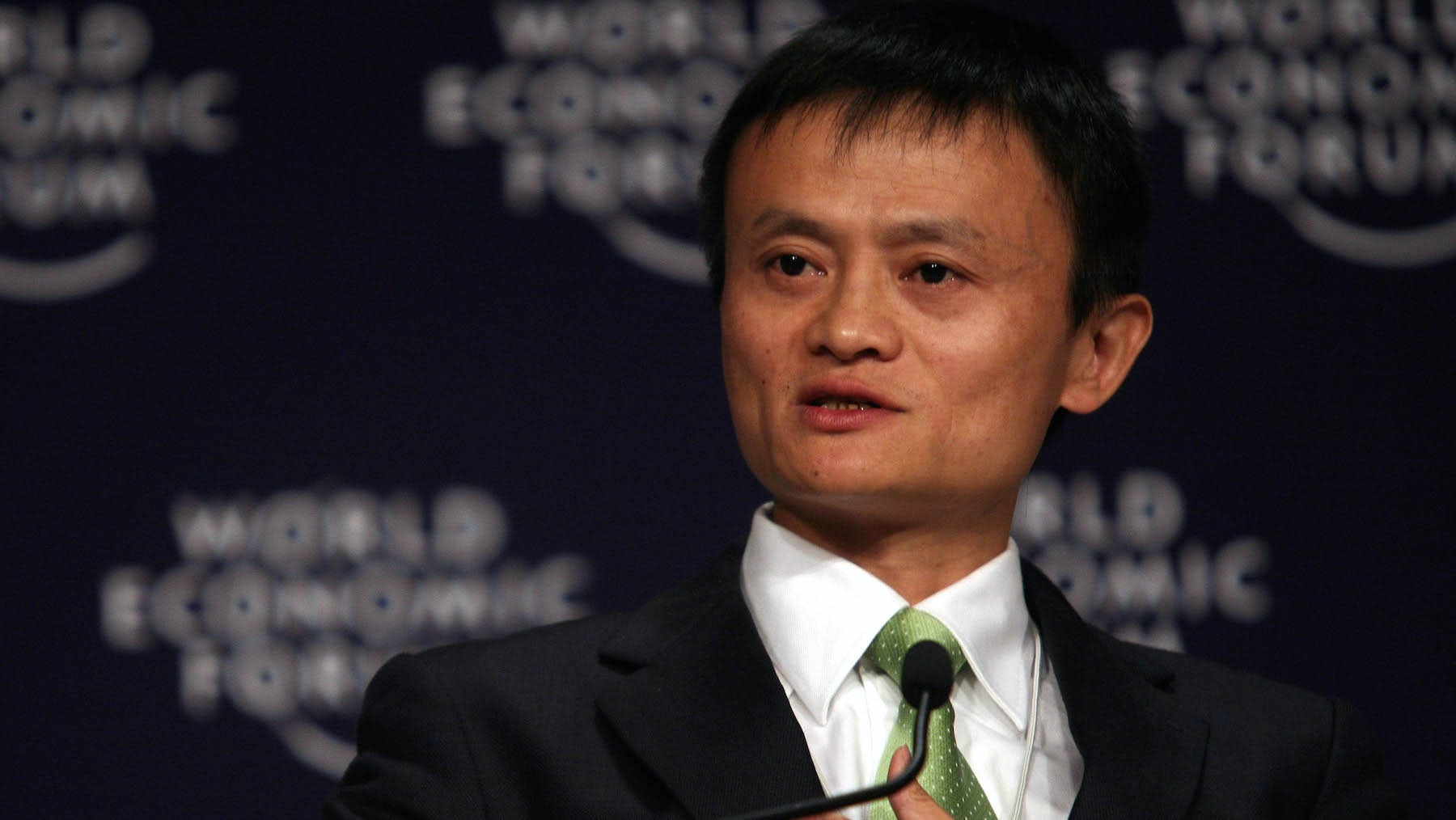 Jack Ma | Source: Wikimedia Commons