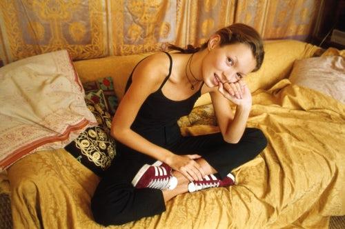 Kate Moss | Photo: Denzil McNeelance, 1993