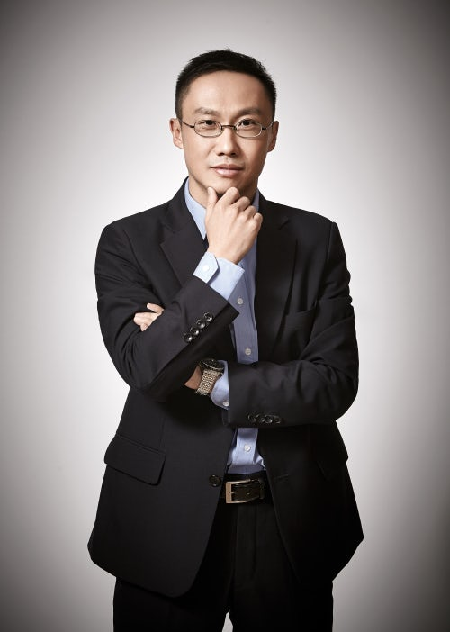 Haoyu Shen, chief executive of JD Mall | Source: Courtesy