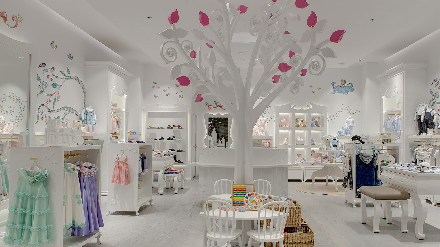 Who's Tapping the Childrenswear Boom?