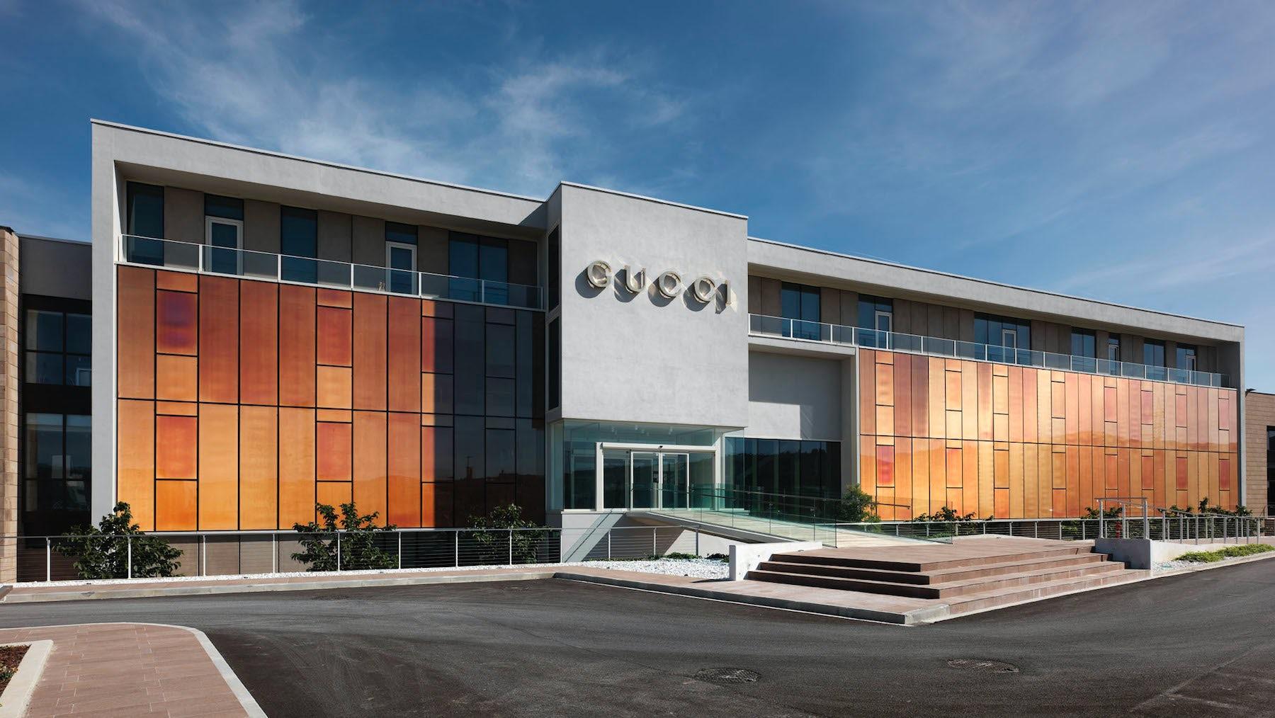 Gucci headquarters | Source: Gucci