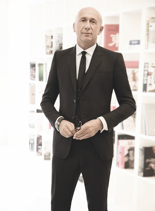 Marco Bizzarri, President and CEO of Gucci | Source: Alan Gelati for Gucci