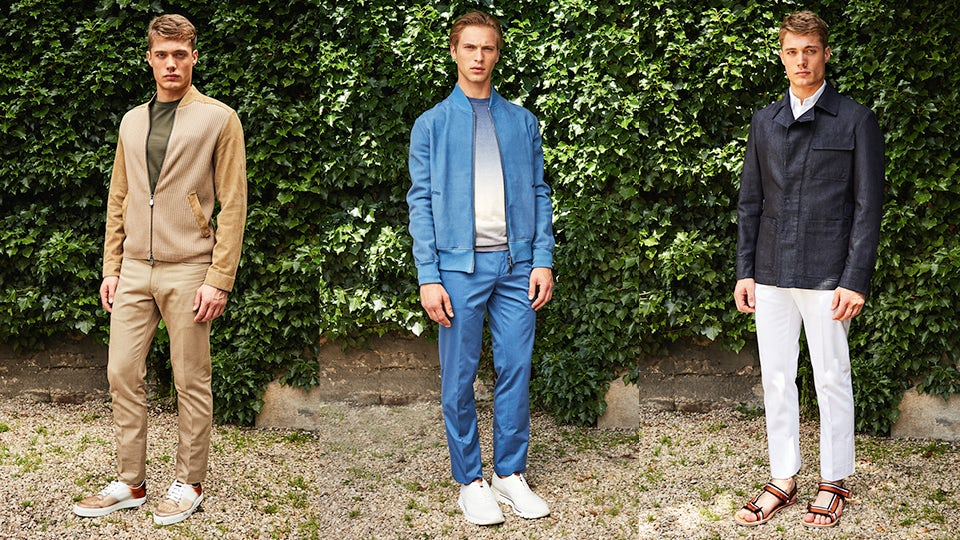 Berluti Spring/Summer 2017 | Source: Courtesy
