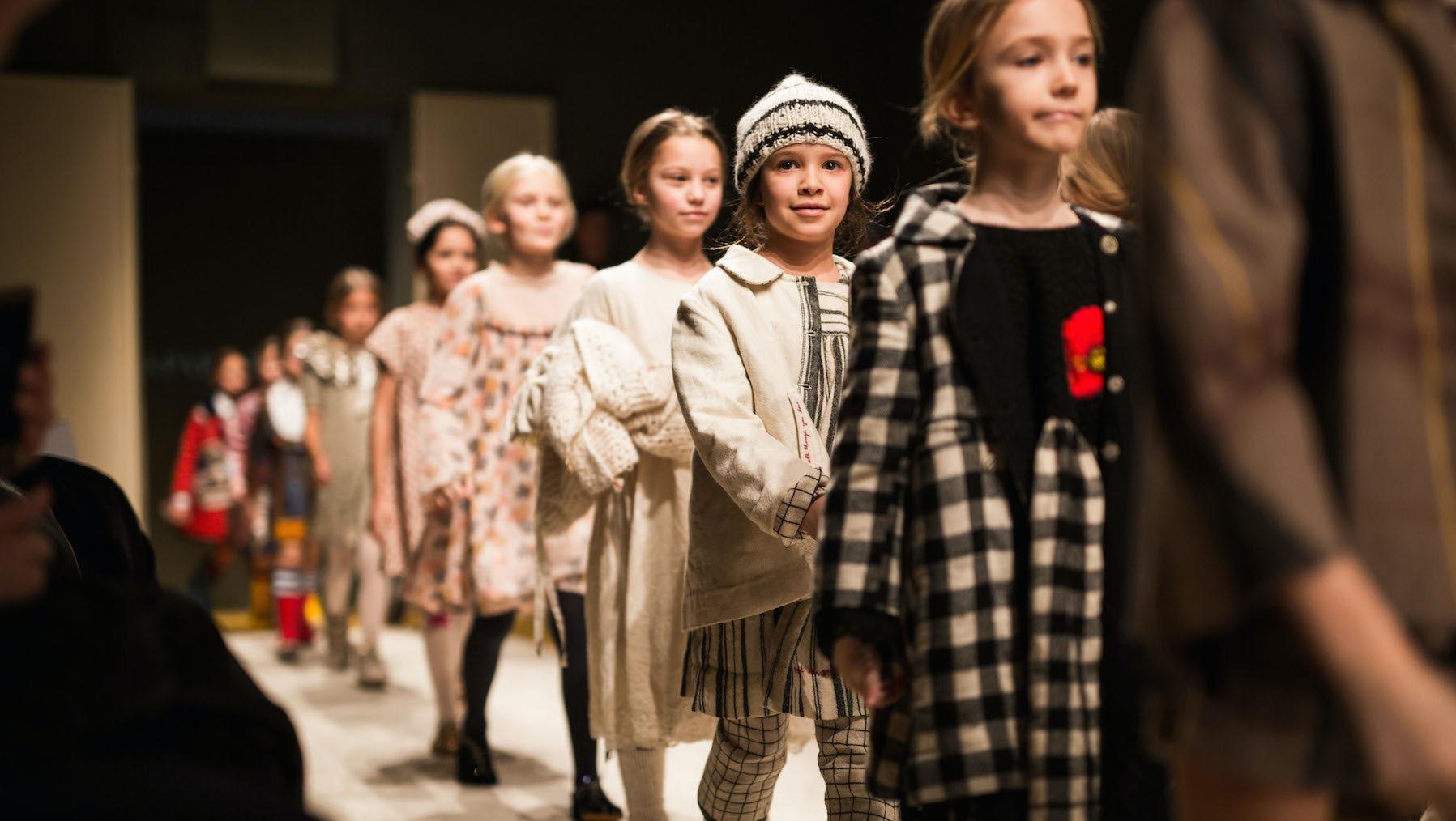Pitti Bimbo Apartment Couture Fashion Show   Source: Courtesy