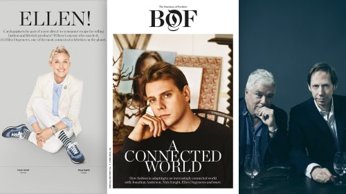 BoF's latest print edition, 'A Connected World'
