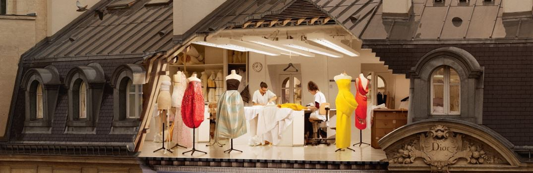 Christian Dior Couture Atelier | Source: Christian Dior