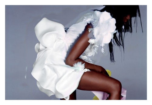Naomi Campbell by Nick Knight for V Magazine Summer 2007 | Photo: Nick Knight