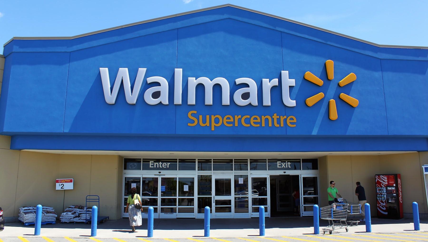 Wal-Mart Supercentre | Source: Shutterstock