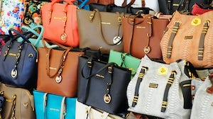 Counterfeit handbags | Source: Shutterstock