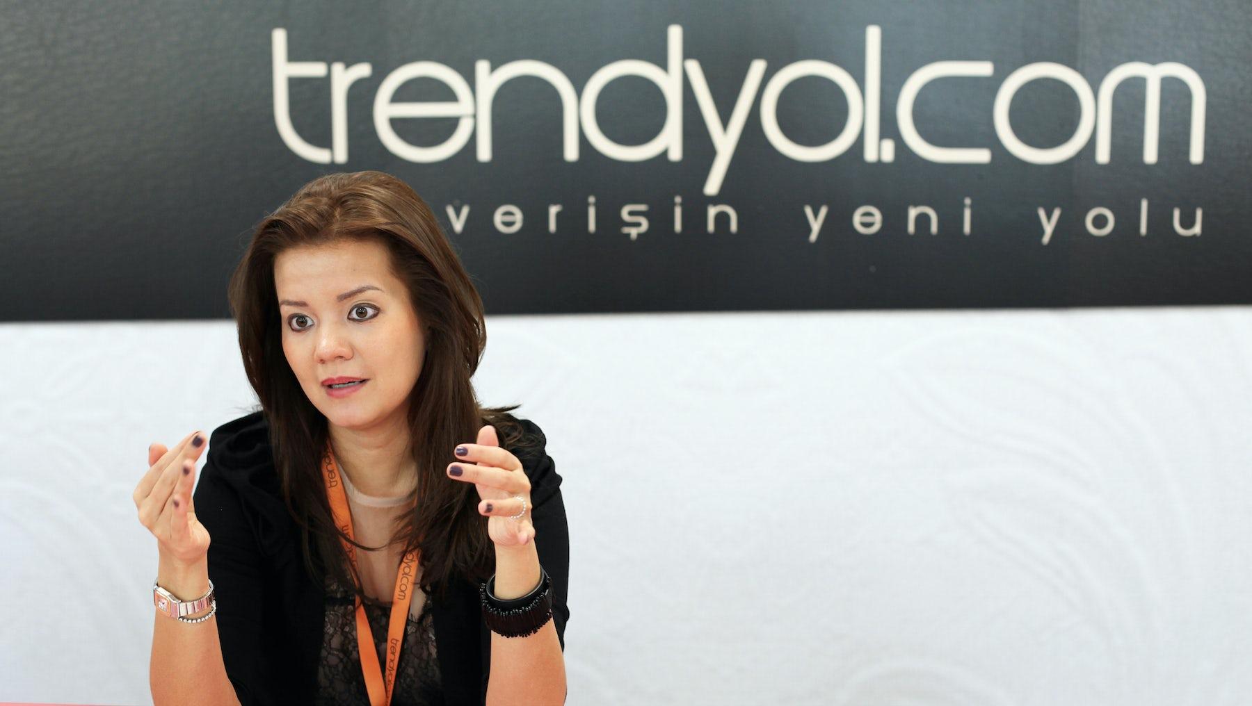 Trendyol founder Demet Mutlu | Source: Shutterstock