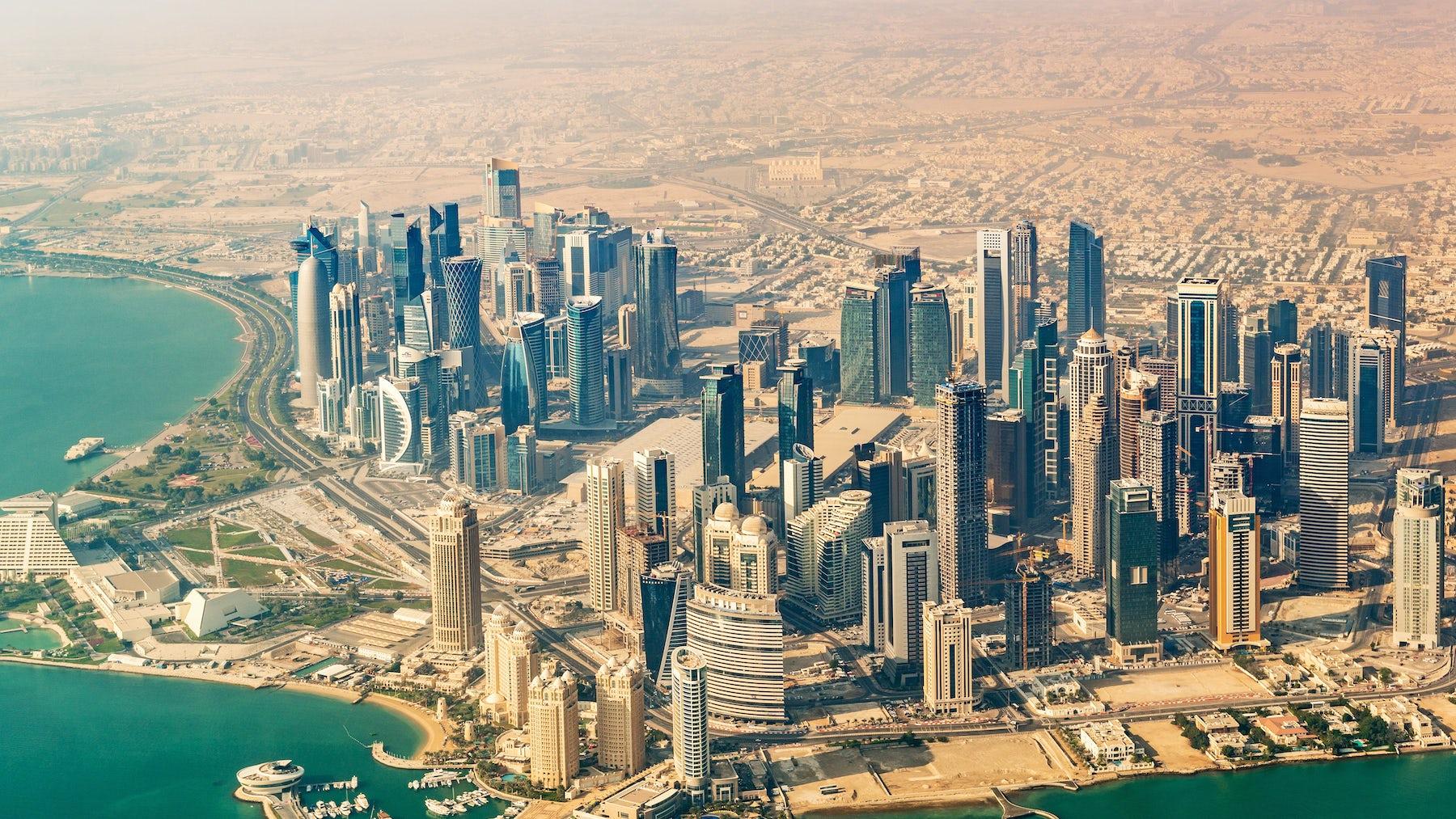 Doha, Qatar | Source: Shutterstock