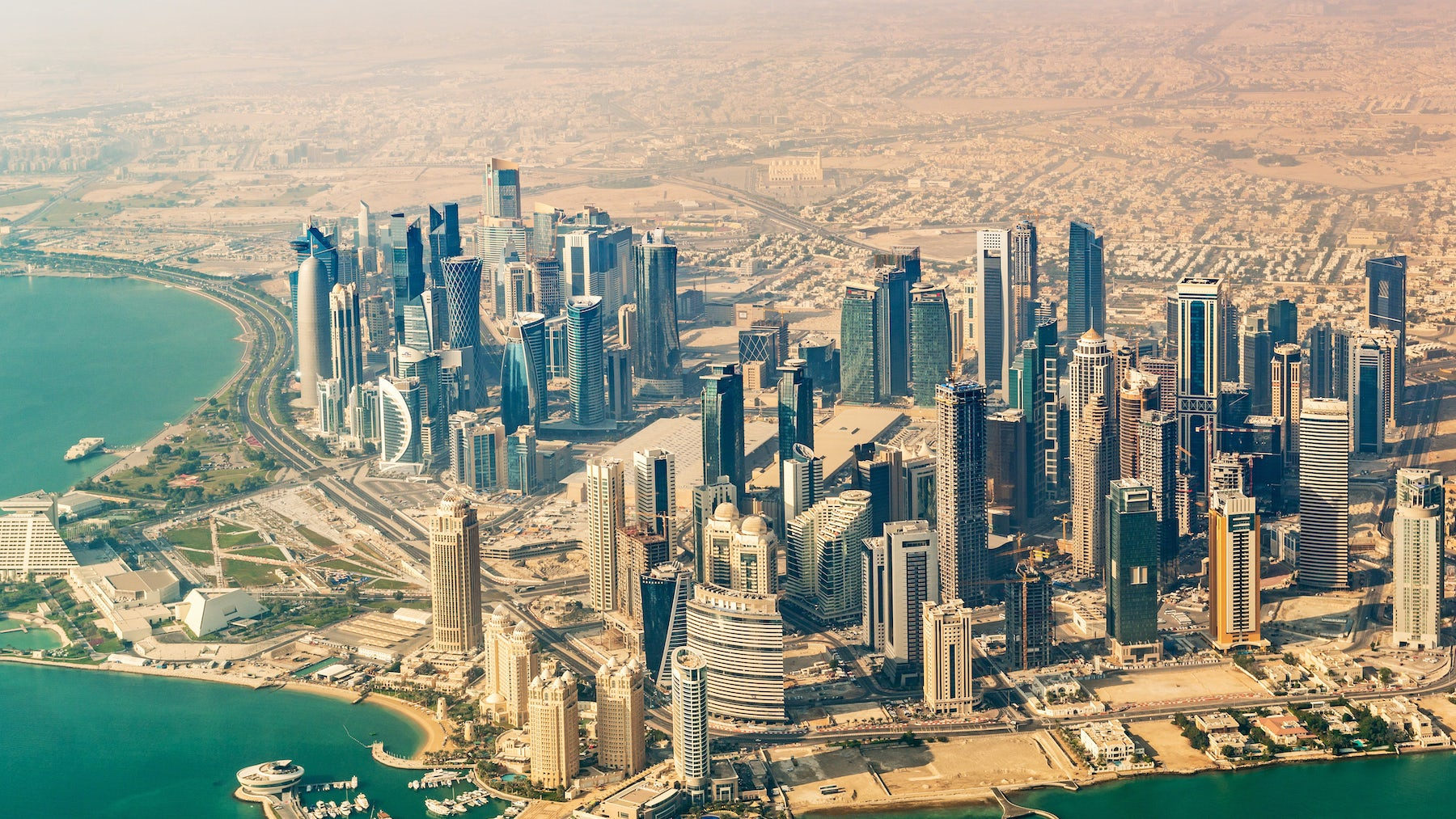 Doha, Qatar   Source: Shutterstock