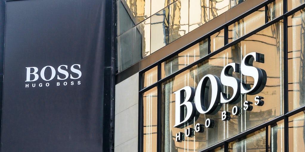 Hugo Boss Sees Strong Christmas Quarter