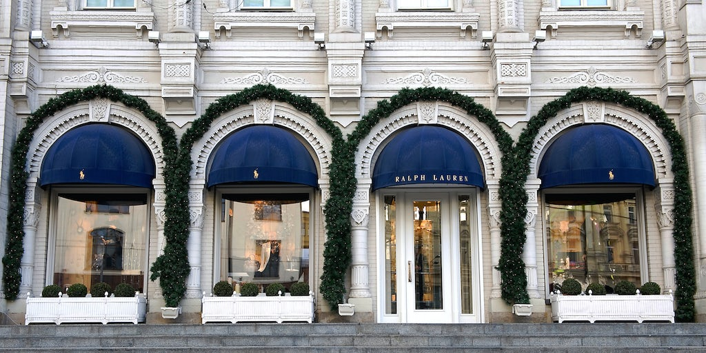 Ralph Lauren and Brunello Cucinelli Are Up, Tod's and Richemont Disappoint