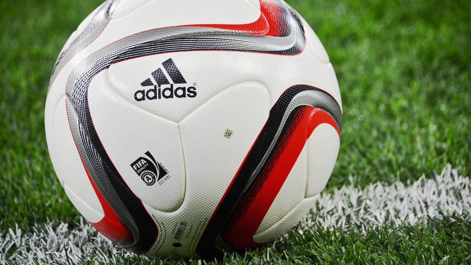 Adidas football | Source: Shutterstock