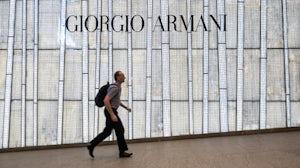 Armani store | Source: Shutterstock