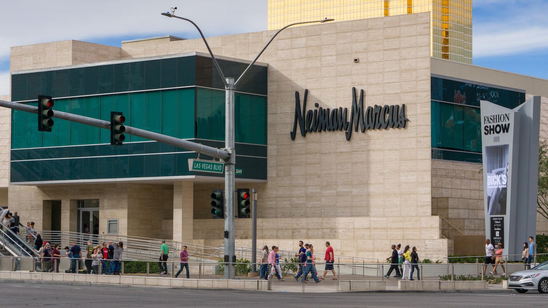 Neiman Marcus store | Source: Shutterstock