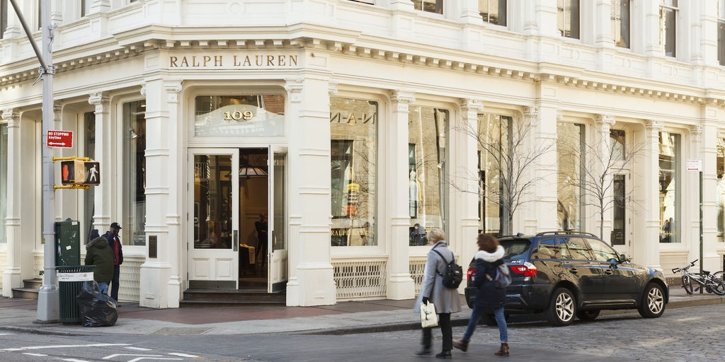 a4203c132 Ralph Lauren Won t Let Go of His Polo Empire as Sales Falter