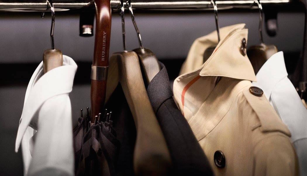 Burberry trenchcoats | Source: Burberry