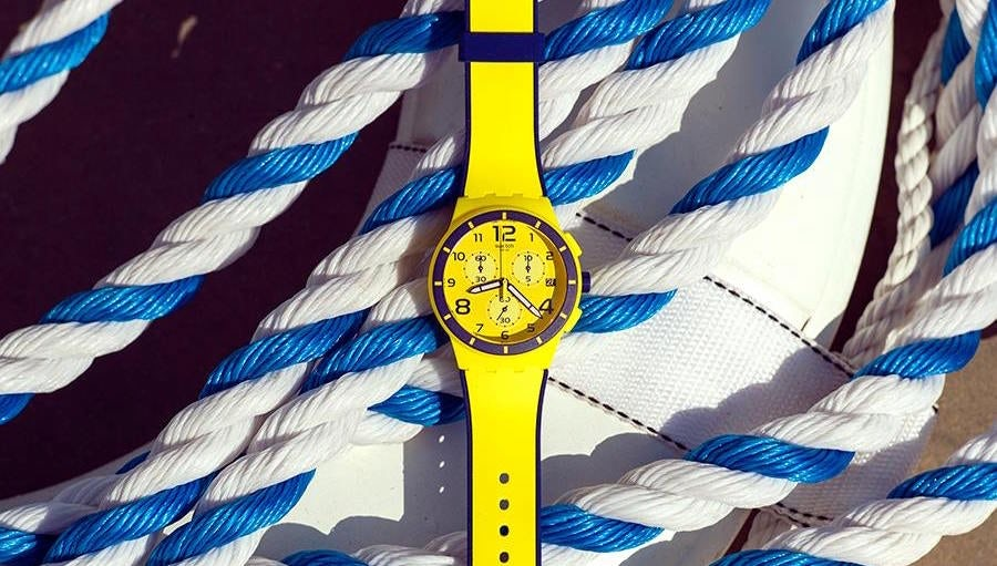Swatch watch | Source: Swatch