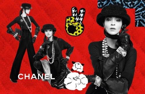 Chanel Autumn/Winter 2016 | Source: Courtesy