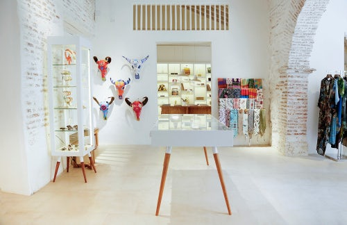 St Dom boutique in Cartagena, Colombia | Source: Courtesy