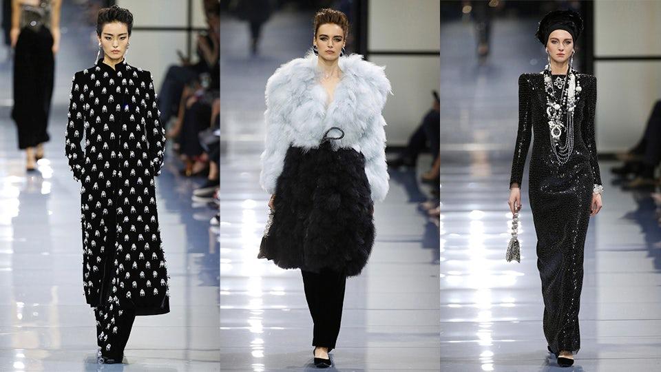 Armani Prive Haute Couture Autumn/Winter 2016 | Source: inDigital.tv