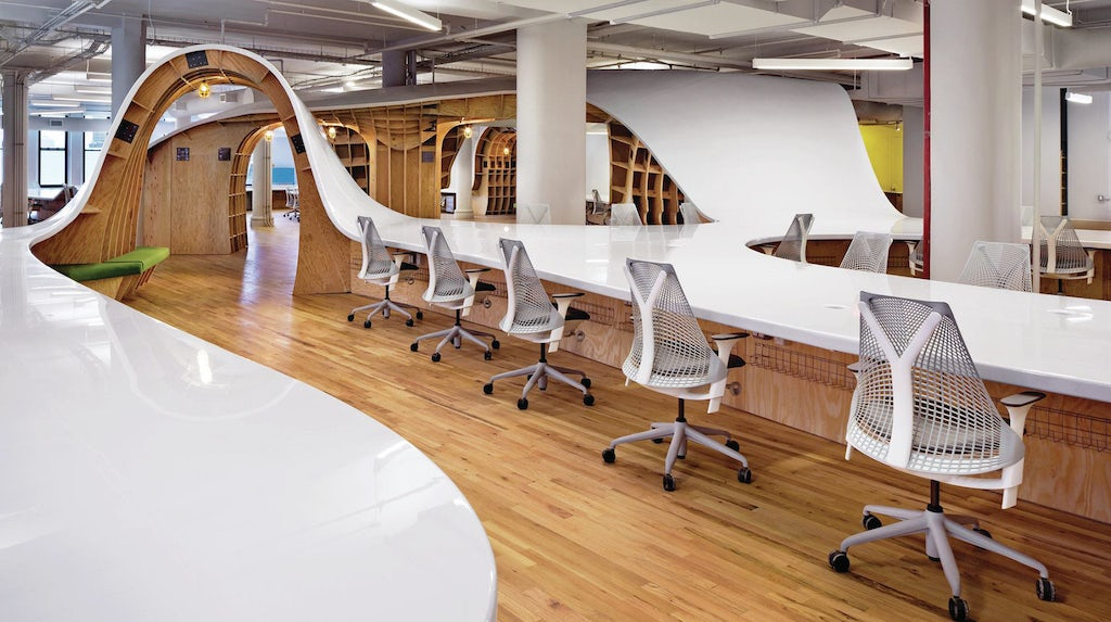 Future Workplace - Design Trends Middle East