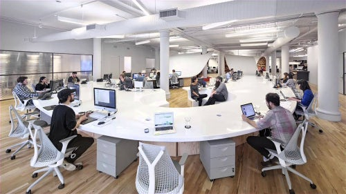 Barbarian Group's 'Superdesk'   Source: Courtesy