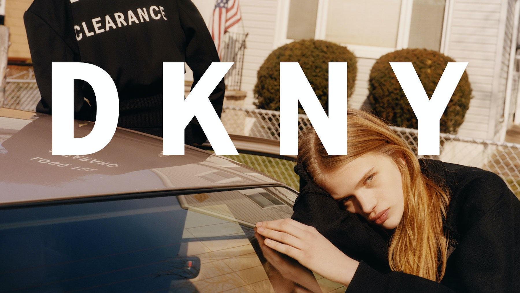 DKNY Autumn/Winter 2016 | Source: DKNY