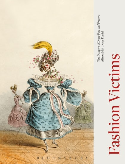 """Fashion Victims""   Source: Bloomsbury"